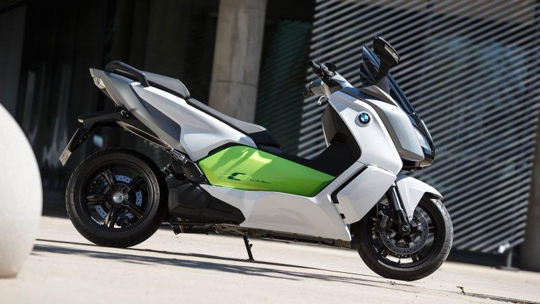 BMW C evolution (2013)