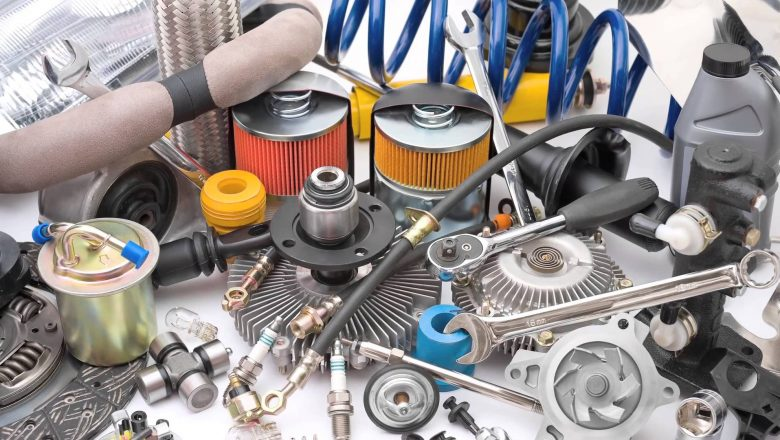 What are the Basic Car Parts, and What Do They Look Like