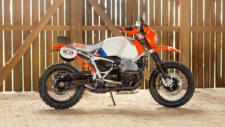 BMW Motorrad Concept Lac Rose (2016)